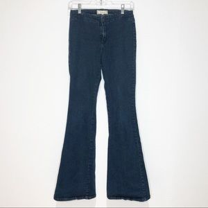 Heritage 1981 Wide Bottom Jeans. Size 26.